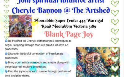 Intuitive art demonstrations